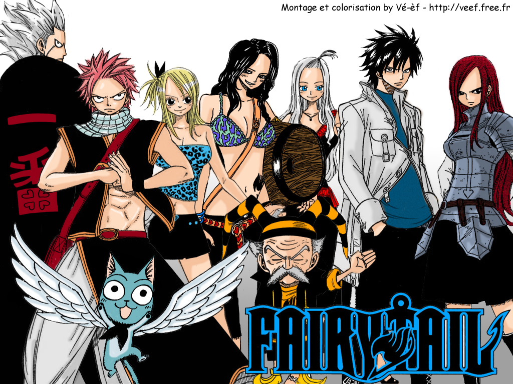 Fairy Tail / 2009 / Online Anime Dizi �zle